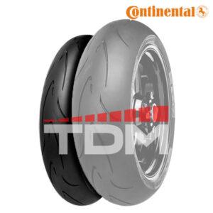 Neumático Moto Continental ContiRace Attack Delantero
