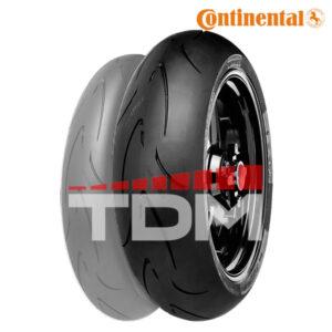 Neumático Moto Continental ContiRace Attack Trasero