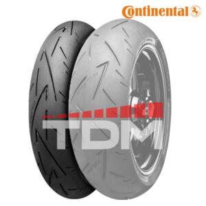 Neumático Moto Continental ContiSportAttack 2 Delantero