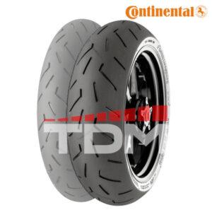 Neumático Moto Continental ContiSportAttack 4 Trasero