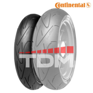 Neumático Moto Continental ContiSportAttack Delantero