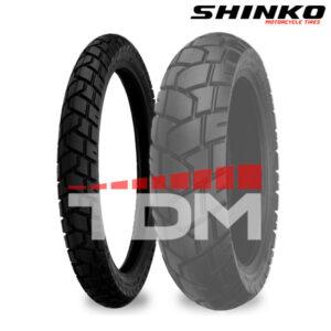 Neumático Moto Shinko E705 Delantero