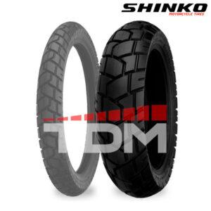 Neumático Moto Shinko E705 Trasero