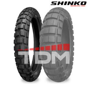 Neumático Moto Shinko E804 Delantero