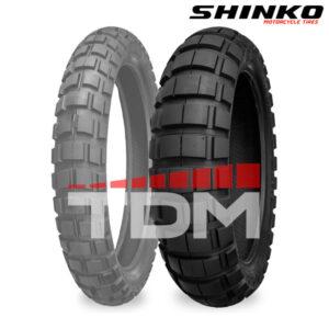 Neumático Moto Shinko E805 Trasero