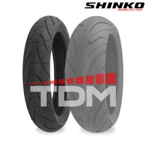 Neumático Shinko Verge 2X Delantero