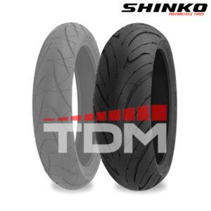 Neumático Shinko Verge 2X Trasero