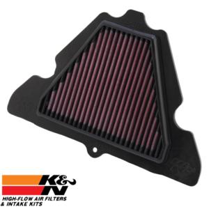 Filtro de Aire K&N Z1000 / ZX1000 / Versys 1000