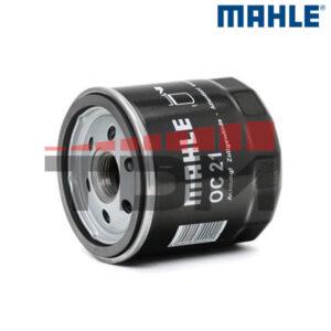 Filtro de Aceite Mahle OC21