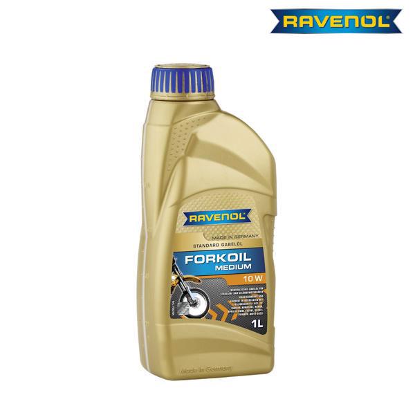 Aceite Suspensión Ravenol Medium 10W